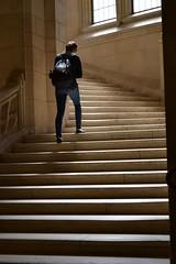 Suzzallo's grand staircase