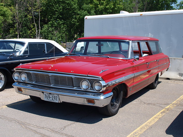 1964 Ford wagon