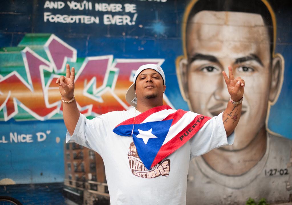 Juan: Hunts Point Bronx