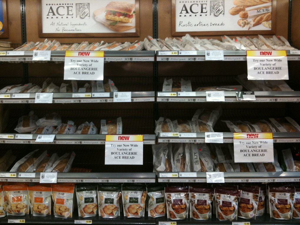 ACE section / Real Canadian Superstore at Main-Marine (Vancouver, BC)