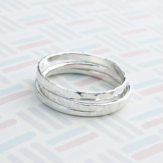 Sterling Silver Rings Pic