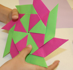 Paper For 7 Photos | Pinwheel | 162