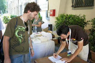 Book signing (1)
