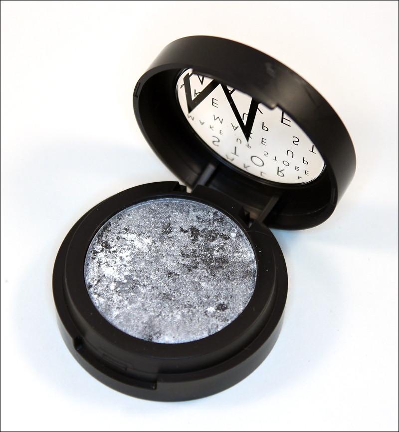 MUS black vermont marble eyeshadow