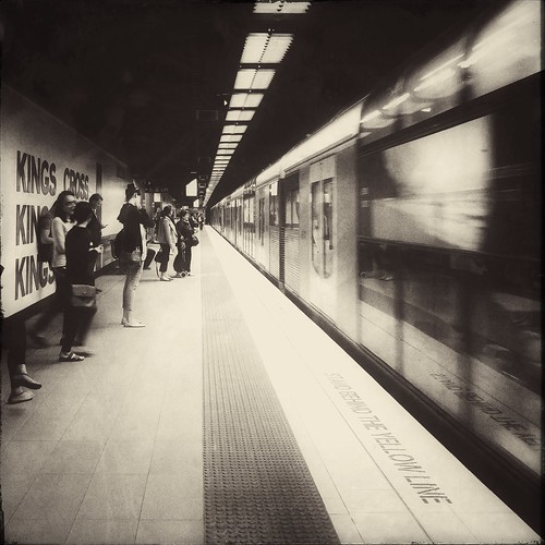 generic subway shot .......