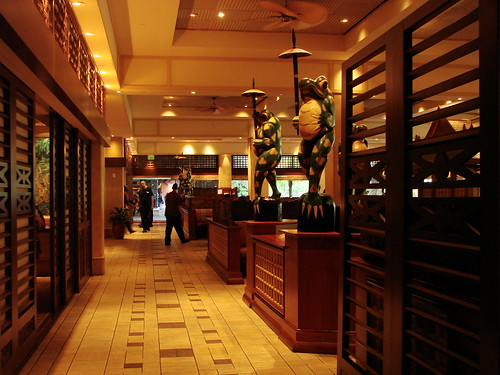 Islands Dining Room at Royal Pacific Universal Orlando Resort