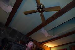daylighting(0.0), lighting(0.0), room(1.0), ceiling fan(1.0), ceiling(1.0),