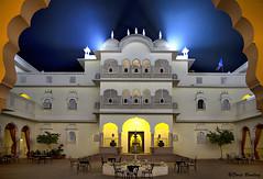 Nahargarth Hotel, India 2011