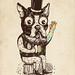 Strange Dog by Alejandro Giraldo / www.alejogiraldo.com
