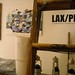 'LAX/PDX' install action at Together Gallery in Portland, OR by thinkspace_gallery