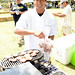 Chef James Simpliciano at #MauiAgFest