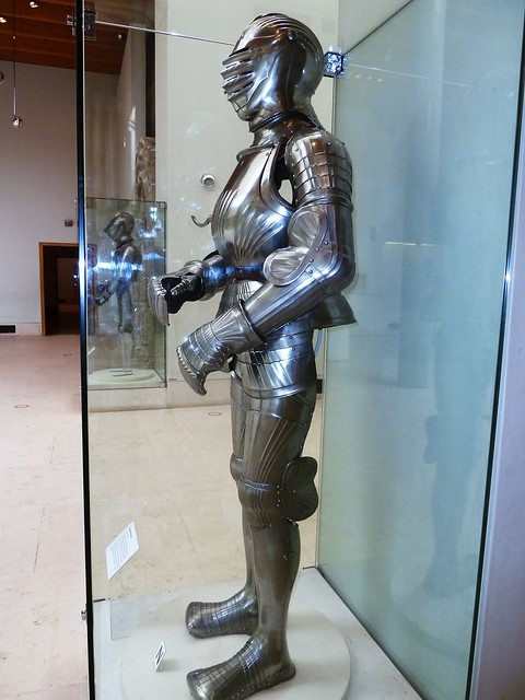 Medieval Armour, Burrell Collection, Glasgow