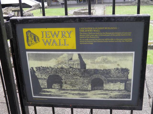 Jewry Wall, Ratae Corieltauvorum