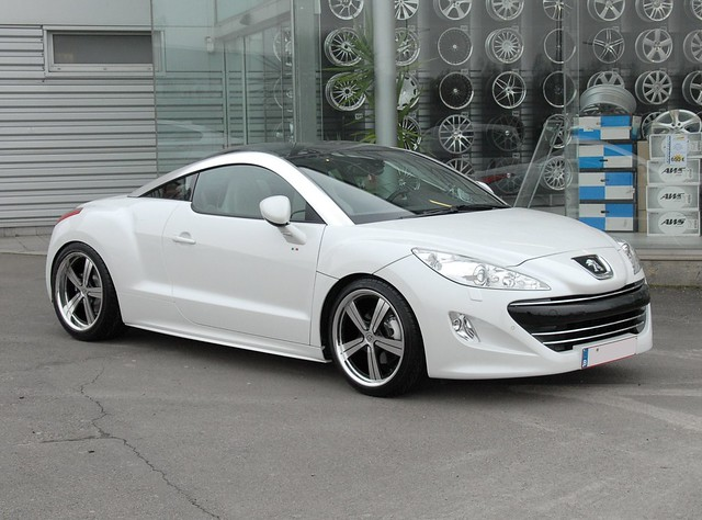 peugeot rcz jantes flickr photo sharing. Black Bedroom Furniture Sets. Home Design Ideas