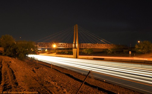 new longexposure bridge arizona tower phoenix night dark nikon glendale footbridge cable timeexposure cables freeway lighttrails suspensionbridge newbridge pedestrianbridge adot traffictrails 2011 maricopacounty loop101 arizonadiscovery arrowheadranch selftaughtphotographers arizonaphotographersgroup 63rdave arizonapassages nikond5000 glendalenightlife newsuspensionbridge richiearmola newbridgeonthe101 new101bridge newbridgeover101 bridgeoverloop101at63rdave bridgebetween59thand67thave bridgeoverloop101 arrowheadranchbridge 63rdavebridge bikepathoverfreeway cablestayedbridgeloop101 multiusebridgetakesshapeat63rdave 63rdavenuebridge 101pedestrianbridgeinglendaleaz