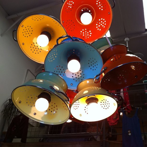 Strainer Lamp