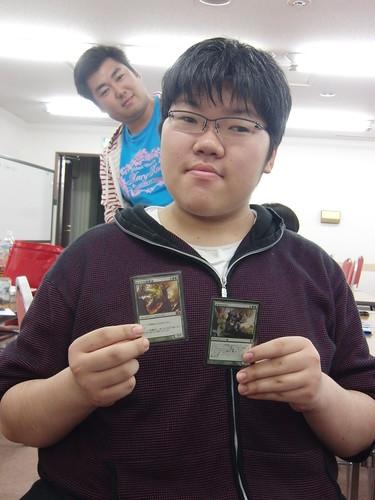 LMC Chiba 335th Champion: Miyamoto Hiroya