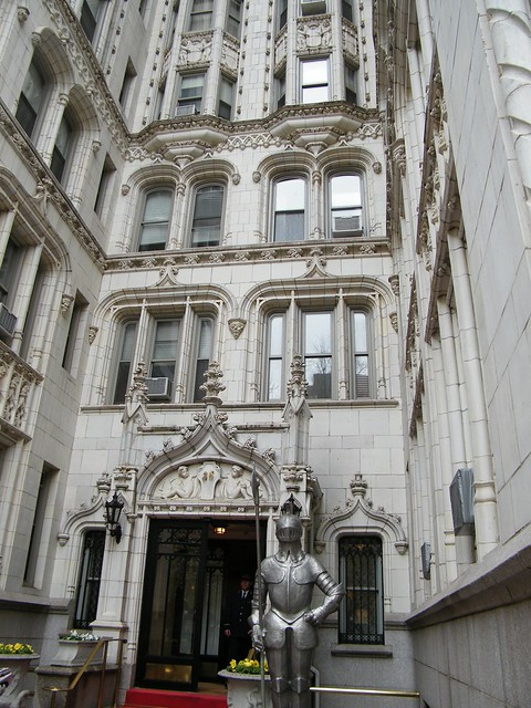 historic new york city apartment building gramercy park