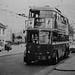 London transport Trolleybus C2 260 Reading 1967