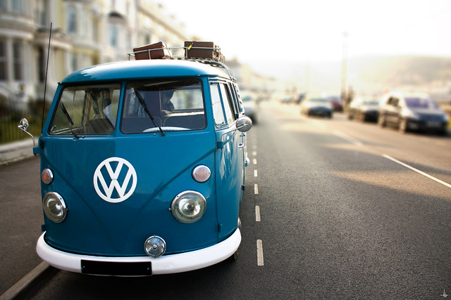 The 1965 VW Bus