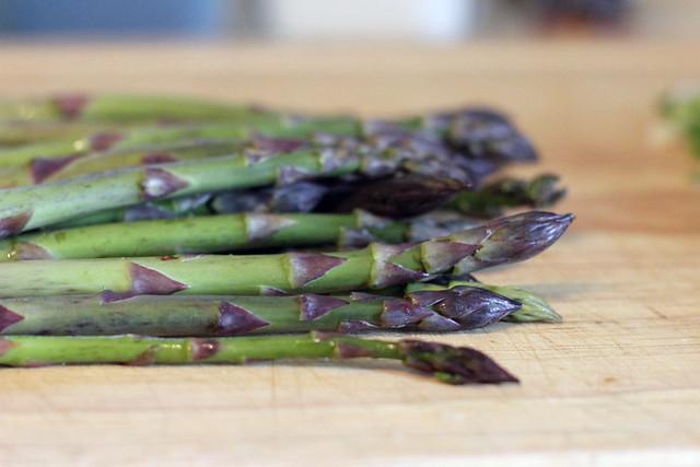 First Maryland Asparagus
