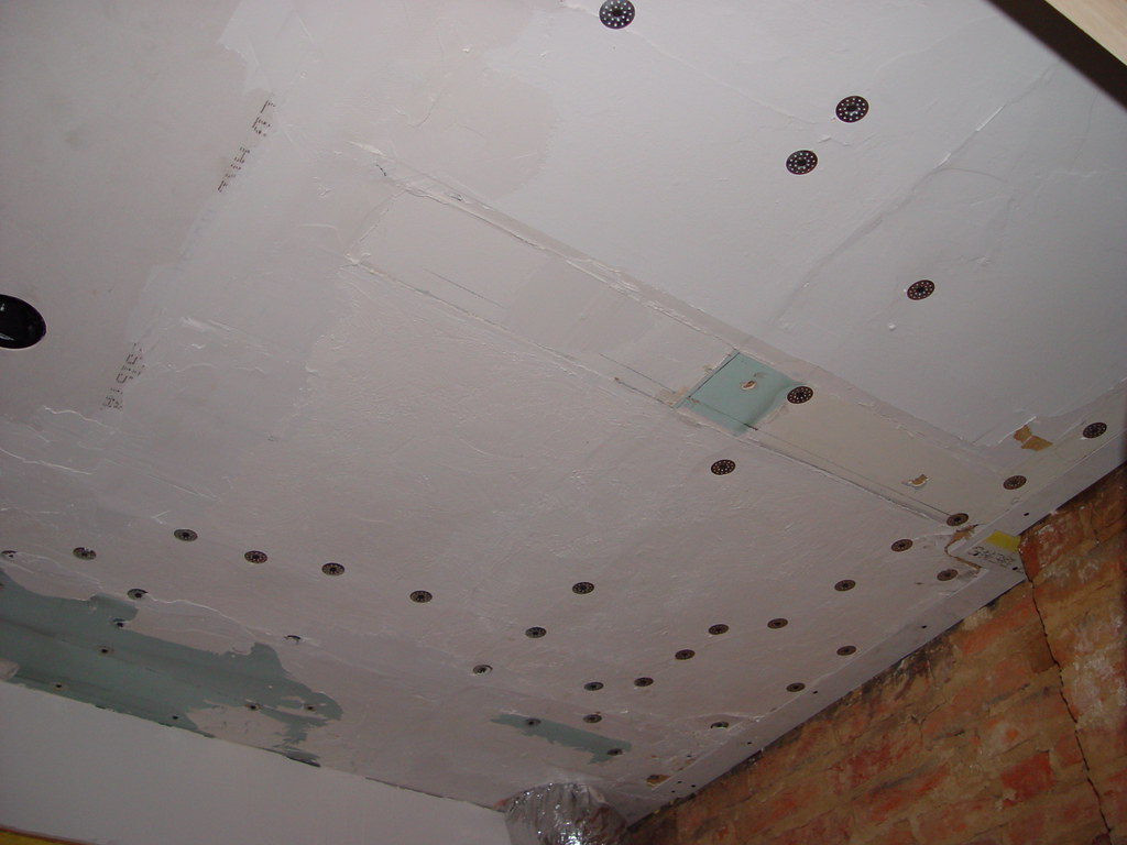 How To Patch A Small Hole In Plaster Ceiling Best
