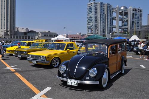 MOONEYES DEMO CARS