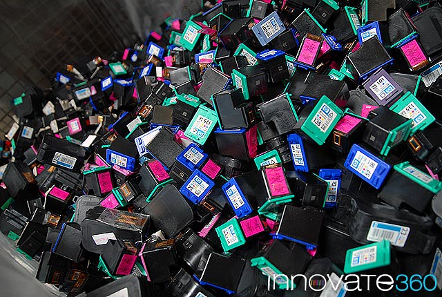 HP ink cartridge recycling - ...