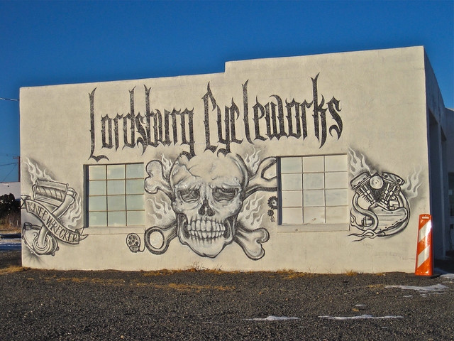 Lordsburg (NM) United States  City new picture : Lordsburg Cycleworks, Lordsburg, NM