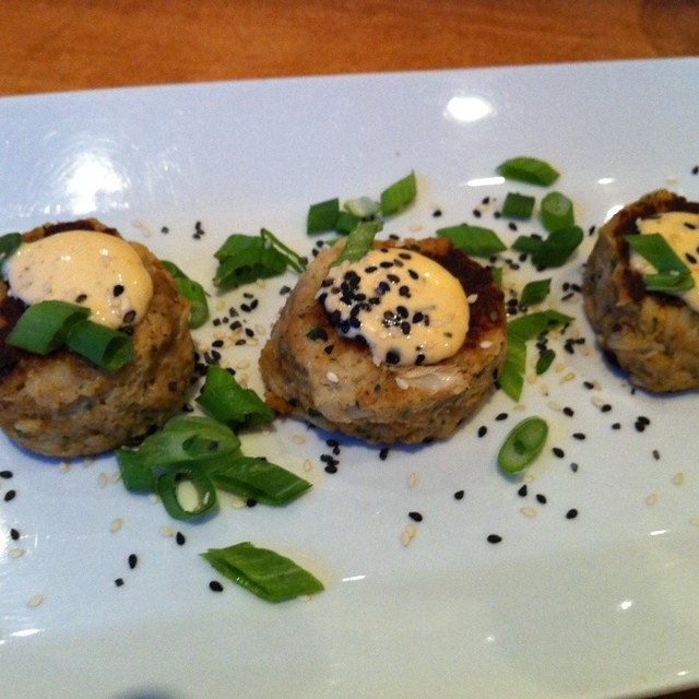 Crab Cakes North York