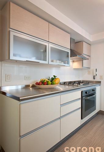 Sabri decoradora c mo decorar tu cocina for Cocinas largas y estrechas