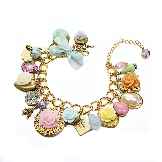 charmed i m sure vintage inspired charm bracelet