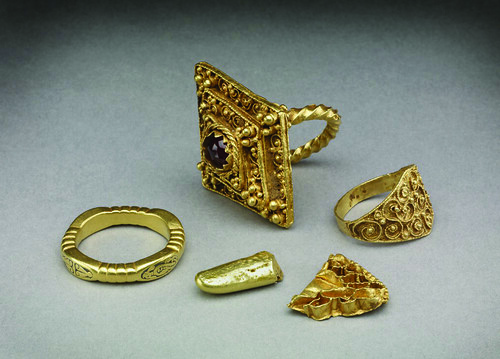 Early Medieval rings