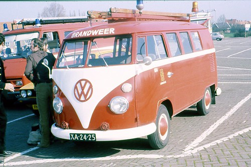 XA-24-25 Volkswagen Transporter kombi 1966