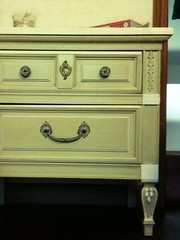 drawer, furniture, chiffonier, chest of drawers, chest, nightstand,