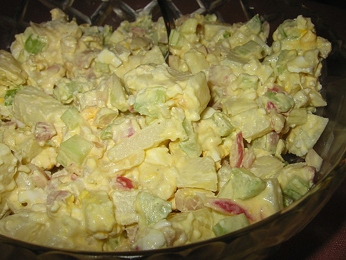 Great Picnic Fare Potato Salad To Kick Off My Potatoes Days In June