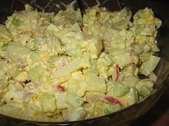 cabbage, vegetable, food, dish, cuisine, potato salad,