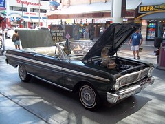 auto show(0.0), hot rod(0.0), ford galaxie(0.0), automobile(1.0), automotive exterior(1.0), vehicle(1.0), custom car(1.0), full-size car(1.0), antique car(1.0), sedan(1.0), vintage car(1.0), land vehicle(1.0), luxury vehicle(1.0), convertible(1.0), motor vehicle(1.0),