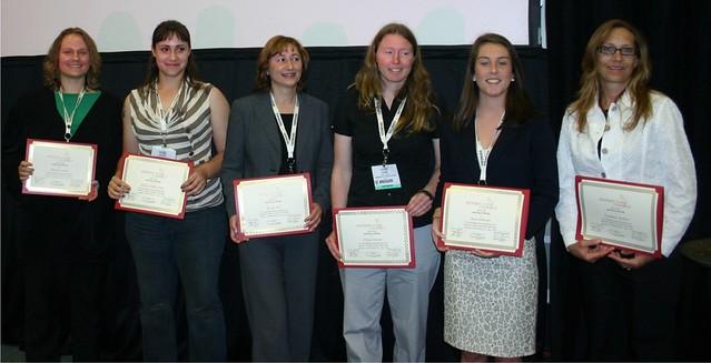 2011 Rudd Mayer Fellows