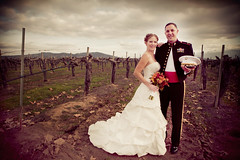 Kirk & Kaci Wedding at Ponte Family Estate Winery in Temecula