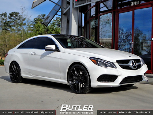 Flickriver butler tires and wheels 39 s photos tagged with for 2014 mercedes benz e550 coupe