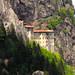 Sümela Manastırı (Panagia Sumela / Theotokos Sumela) by Talip Çetin