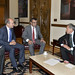 Secretary General Meets with Authorities of Inter-American Commission and Court of Human Rights