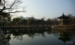 Hyangwonjeong (향원정)