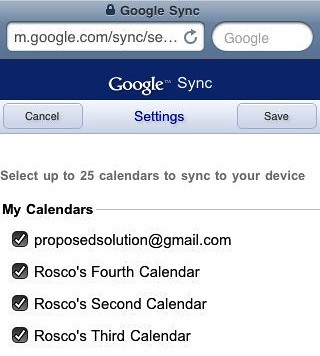 Sync google calendar with iphone on iphone google calendar sync flickr
