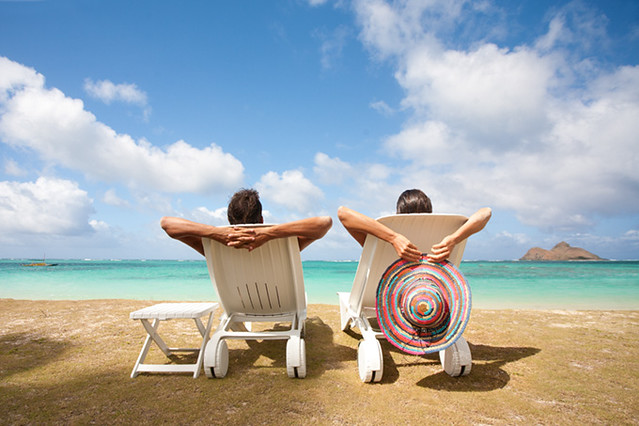 Couple vacation relax hawaii flickr photo sharing for Vacations ideas for couples