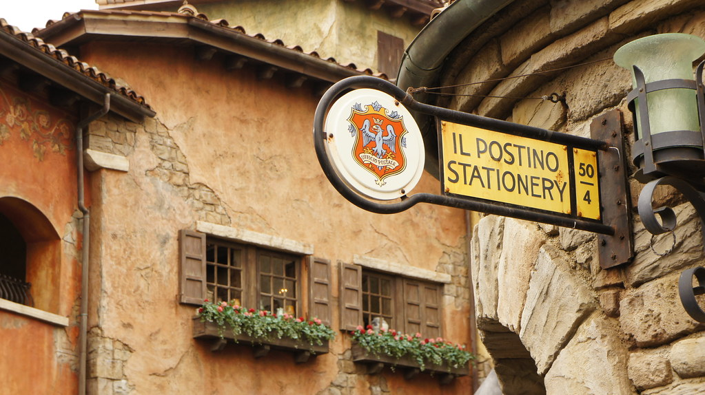 IL POSTINO STATIONERY