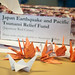 The highlight of the Asian Festival 2011 was a student-initiated fundraising session for Tohoku earthquake relief.  A number of people in the festival made paper cranes for fundraising.