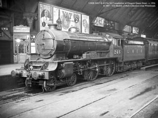 c.1936 - Glasgow Queen Street.