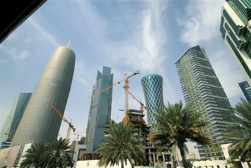 Qatar: grattacieli